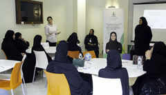 Nama Partakes in the International Youth Day In Cooperation With The Barzan Girls Center and the Barzan Youth Center